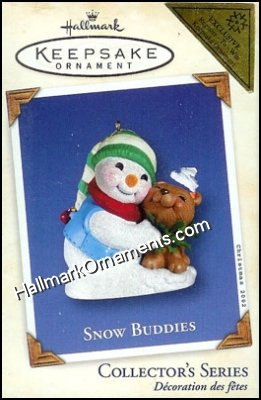 2002 Snow Buddies #5, Colorway