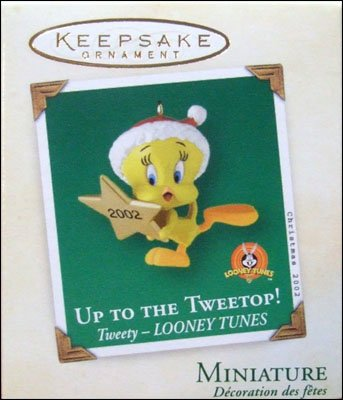 2002 Up to the Tweetop, Tweety, Looney Tunes, Miniature