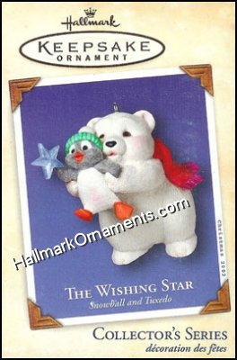 2002 Wishing Star, Snowball and Tuxedo #2 - RARE