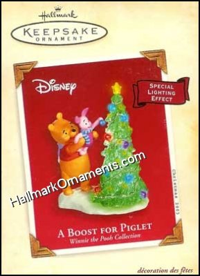 2003 Boost for Piglet, Winnie the Pooh