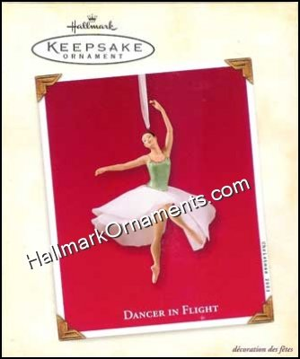 2003 Dancer in Flight