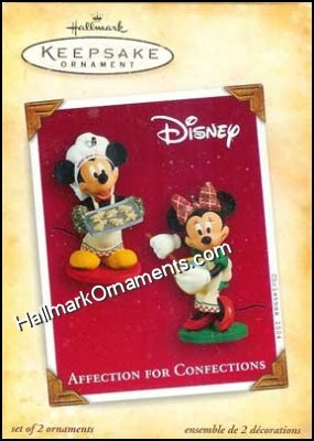 2004 Affection for Confections, Disney