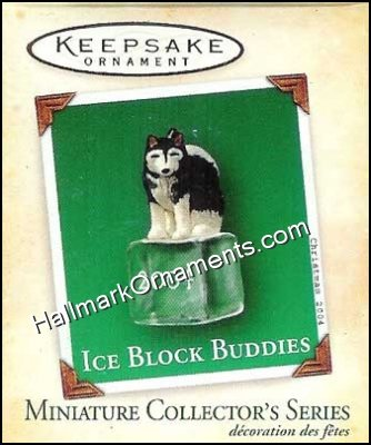 2004 Ice Block Buddies #5, Miniature
