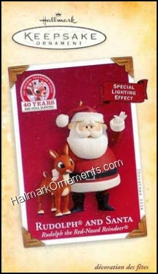 2004 Rudolph and Santa, Magic