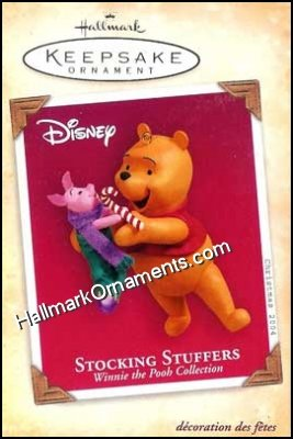 2004 Stocking Stuffers, Winnie the Pooh Collection