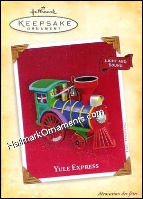 2004 Yule Express, Magic