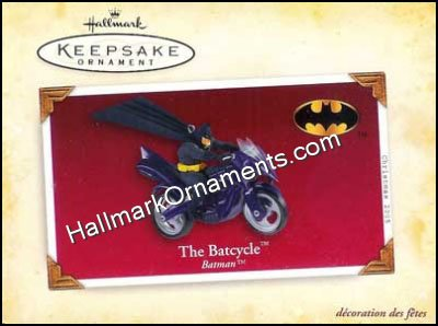 2005 Batcycle, Batman