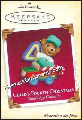 2005 Child's Fourth Christmas, Child's Age