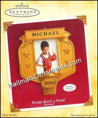 2005 Every Kid's a Star, Basketball, Photoholder