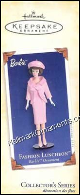 2005 Fashion Luncheon, Barbie #12 - DB