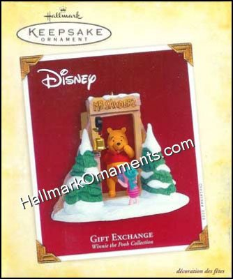 2005 Gift Exchange, Winnie the Pooh