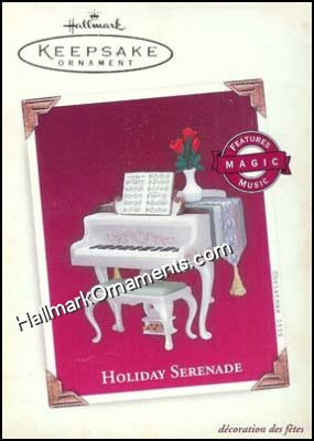 2005 Holiday Serenade, Magic