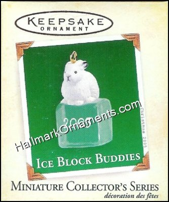 2005 Ice Block Buddies #6