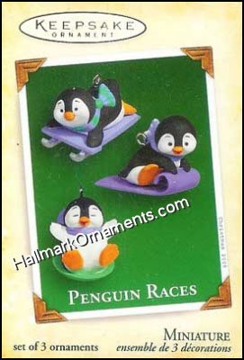 2005 Penguin Races, Miniature