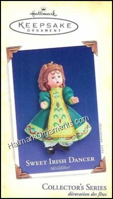 2005 Sweet Irish Dancer, Madame Alexander #10