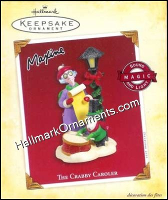 2005 The Crabby Caroler, Maxine, Magic