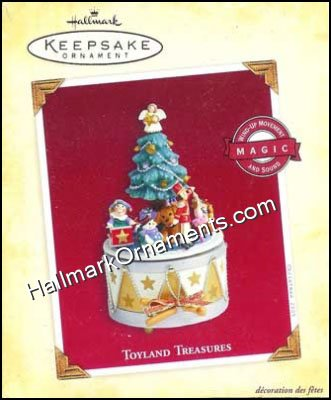 2005 Toyland Treasures, Magic