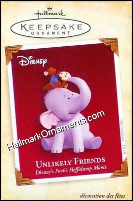 2005 Unlikely Friends, Pooh's Heffalump Movie