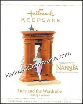 2006 Lucy and the Wardrobe, Narnia