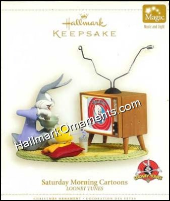 2006 Saturday Morning Cartoons, Looney Tunes, Magic - DB