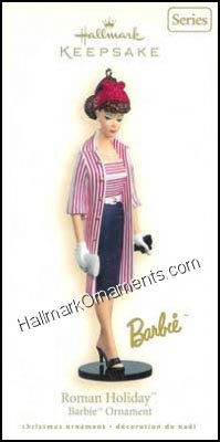 2007 Roman Holiday Barbie, Barbie #14