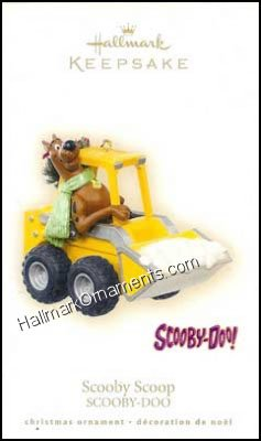 2007 Scooby Scoop