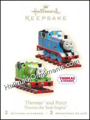 2007 Thomas and Percy, Thomas the Tank Engine - DB
