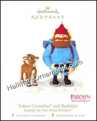2007 Yukon Cornelius and Rudolph, Rudolph the Red Nosed Reindeer