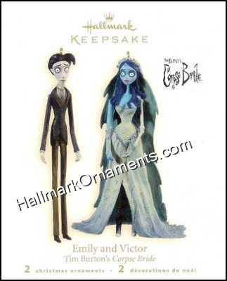 2009 Emily and Victor, Tim Burton's Corpse Bride