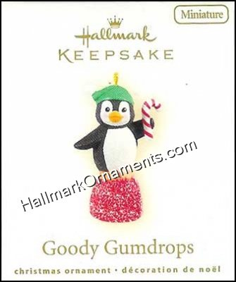 2009 Goody Gumdrops, Miniature
