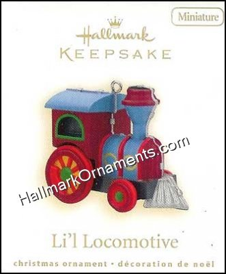 2009 Li'l Locomotive, Miniature