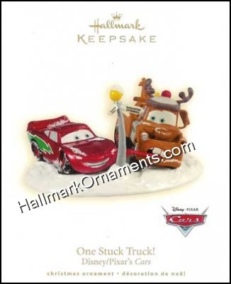 2009 One Stuck Truck!, Disney/Pixar's Cars