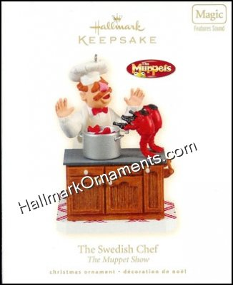 2009 The Swedish Chef, Muppets - HARD TO FIND