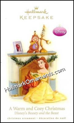 2009 A Warm and Cozy Christmas, Disney's Beauty and the Beast