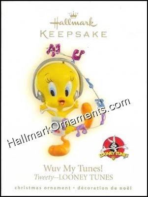 2009 Wuv My Tunes Tweety, Looney Tunes