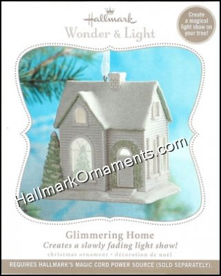 2010 Glimmering Home, Wonder and Light