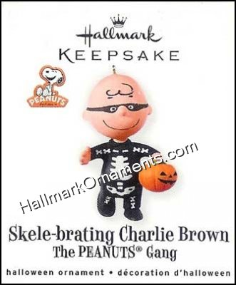 2010 Skele-brating Charlie Brown, The Peanuts Gang, Halloween
