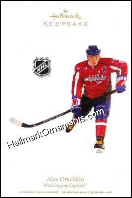 2011 Alex Ovechkin, Washington Capitals Hockey
