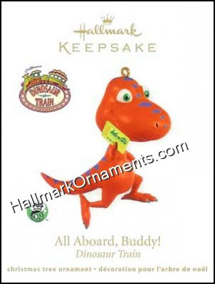 2011 All Aboard, Buddy!, Dinosaur Train
