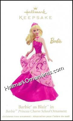 2011 Barbie as Blair, Princess Charm School