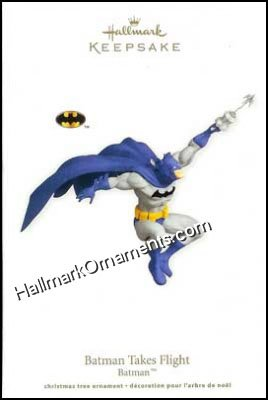 2011 Batman Takes Flight