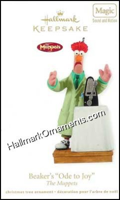 2011 Beaker's Ode To Joy, The Muppets