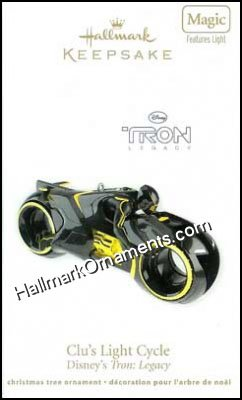 2011 CLU's Light Cycle, Tron Legacy