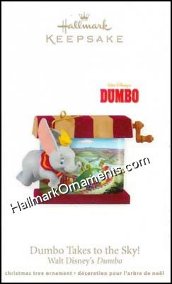 2011 Dumbo Takes to the Sky, Disney