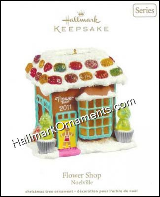 2011 Flower Shop, Noelville #6