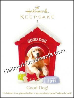 2011 Good Dog!, Photo Holder