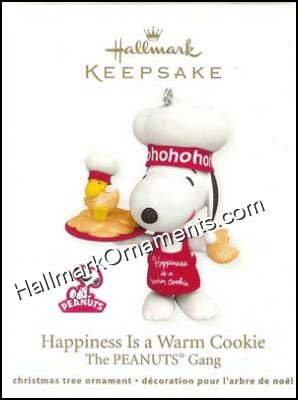 2011 Happiness Is A Warm Cookie, Peanuts