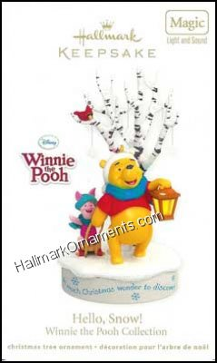 2011 Hello, Snow!, Winnie the Pooh, Magic