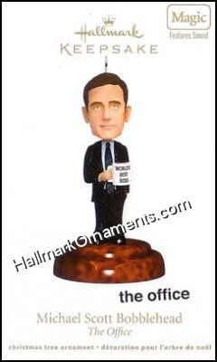 2011 Michael Scott Bobblehead, The Office