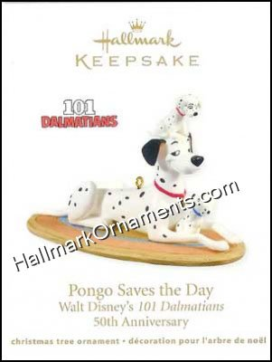 2011 Pongo Saves the Day, Disney's 101 Dalmations